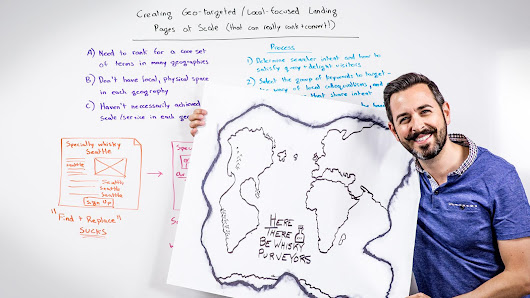 Scaling Geo-Targeted Local Landing Pages That Really Rank and Convert - Whiteboard Friday