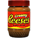 Reese's Peanut Butter, Creamy - 18 oz jar