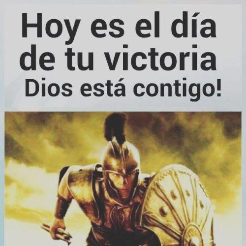 Hoy es el día de tu victoria #siseguridad #segurpricat #barcelona (en Fairmont Rey Juan Carlos I)