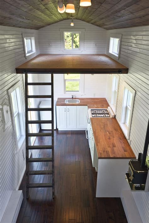 loft tiny house swoon