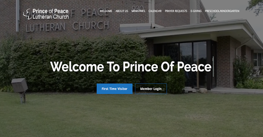 Illinois church already seeing benefits of new website - Church Websites, Church Website Design, Church SEO