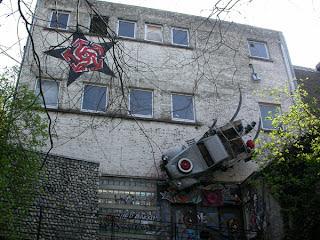 Car in Belgium