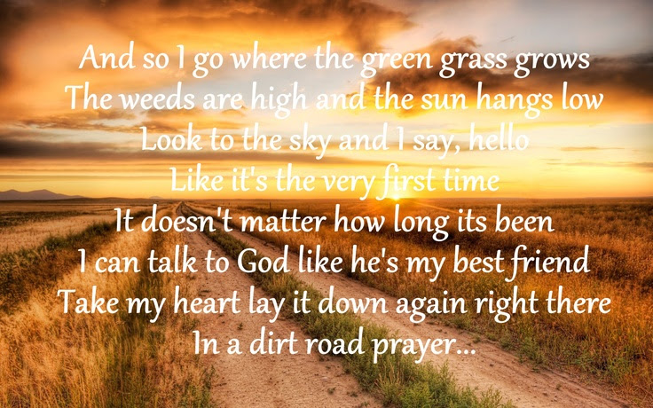 Country Dirt Roads Quotes