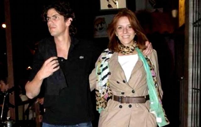 Martín Lousteau y Carla Peterson se casaron en Estados Unidos