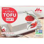 Mori Nu Silken Tofu, Soft - 12 oz box