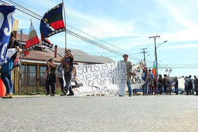 Marcha Puelo en Valdivia 5