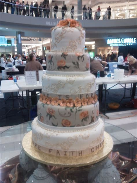 2012 MOA Cake Decorating Contest Photos
