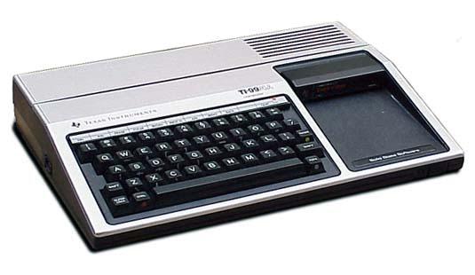 TI99/4A Home Computer