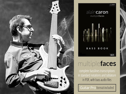 Multiple Faces - Bass Book