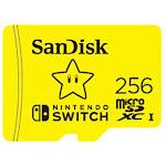 Retail SDSQXAO-256G-ANCZN Sandisk Extreme Microsdxc 256gb Uhsi Card For Nintendo Switch