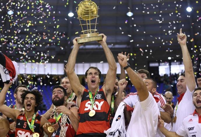 Marcelinho, Flamengo, NBB (Foto: Fotojump/LNB)