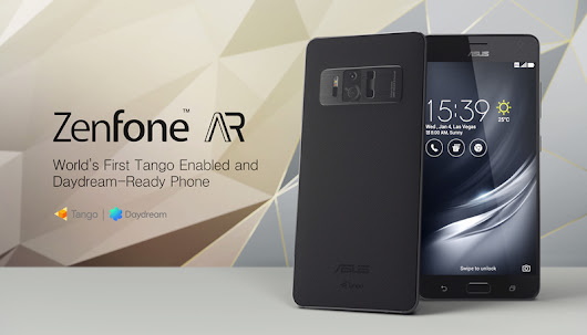 Asus Zenfone AR with 8GB RAM and Google Tango launched in India: Price, Specification And Features