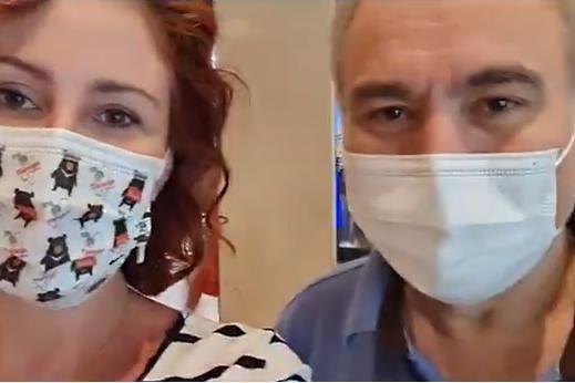 No shopping, Queiroga critica obrigatoriedade de máscara e vacina