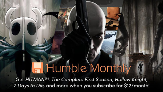 Get Hollow Knight, Hitman, and 7 Days to Die in November's Humble Monthly - System Requirements