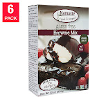 Namaste Gluten Free Brownie Mix 30 oz., 6-pack
