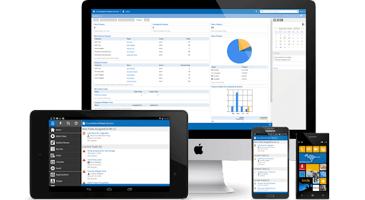 All-In-One CRM and Project Management for Small Business | BlueCamroo
