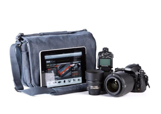 Think Tank Photo Retrospective 7 Camera Bag Review @thinktankphoto - The Chris Voss Show
