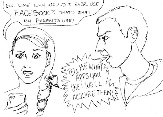 When Facebook Does Pre-Teen User Testing These Days… — Tech Doodles