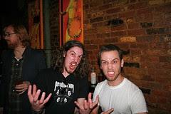 Josh and Bob Lugowe (left)