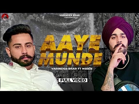 Aaye Munde Varinder Brar Naseeb MP3 Song Download