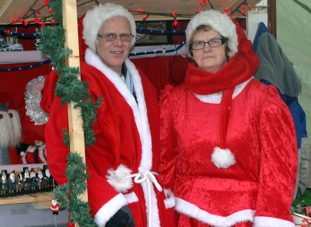 The Santa Collectors