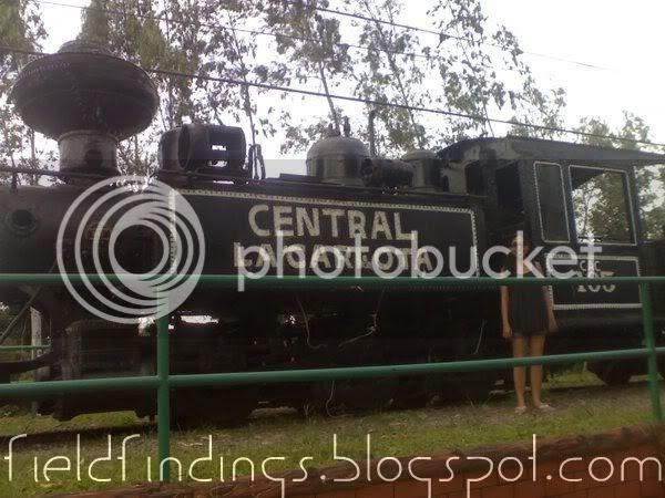 central la carlota trains