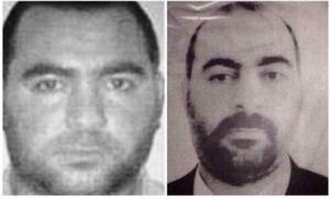 ISIS TERRORIST ABU BAKR AL BAGHDADI