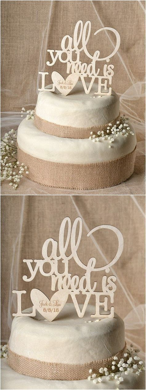 Best 25  Wood wedding cakes ideas on Pinterest
