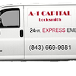 A-1 Capital Locksmith - Reliable Locksmith Florence SC - 843-669-9881