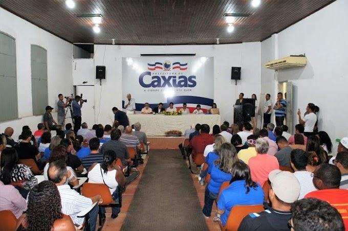 OPORTUNIDADE - Prefeitura de Caxias-MA lança concurso com 1.100 vagas