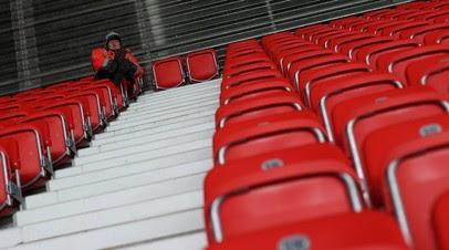 В«Спартаке» ожидают решения по допуску зрителей на матч с «Крыльями Советов»