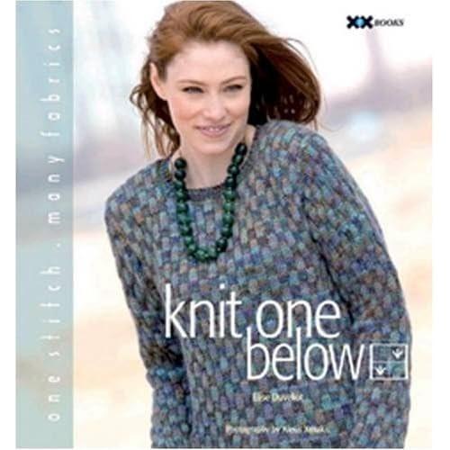 ChemKnits: Knit One Below - One Stitch Many Fabrics
