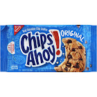 Nabisco Chips Ahoy Original Cookies, Chocolate Chip - 13 oz packet