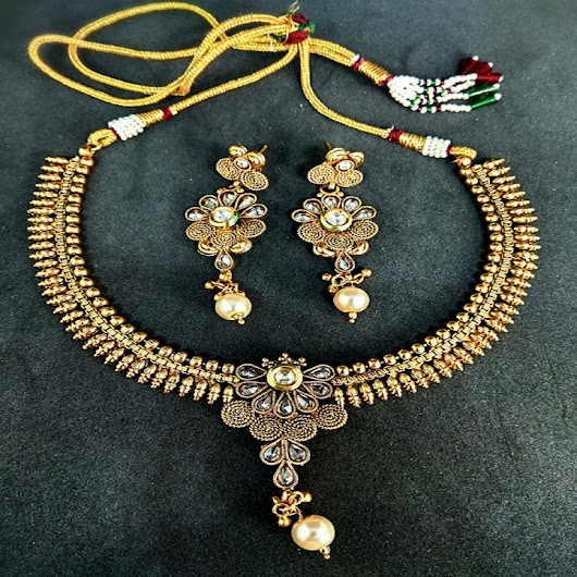 Where can I buy some good artificial jewellery for marriage?