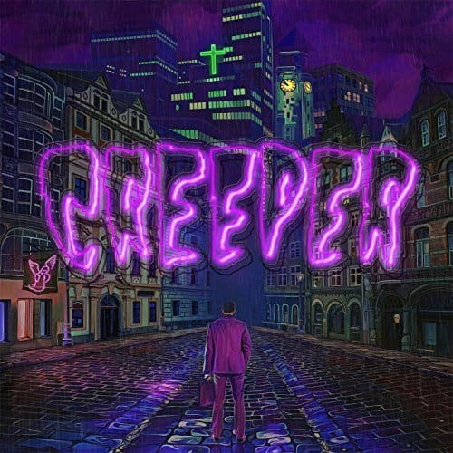 Album Review: Creeper - Eternity, In Your Arms (Roadrunner Records) - Games, Brrraaains & A Head-Banging Life