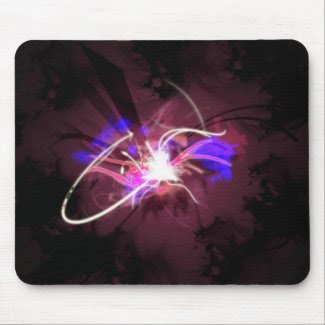Birth Of A Universe - Mousepad mousepad