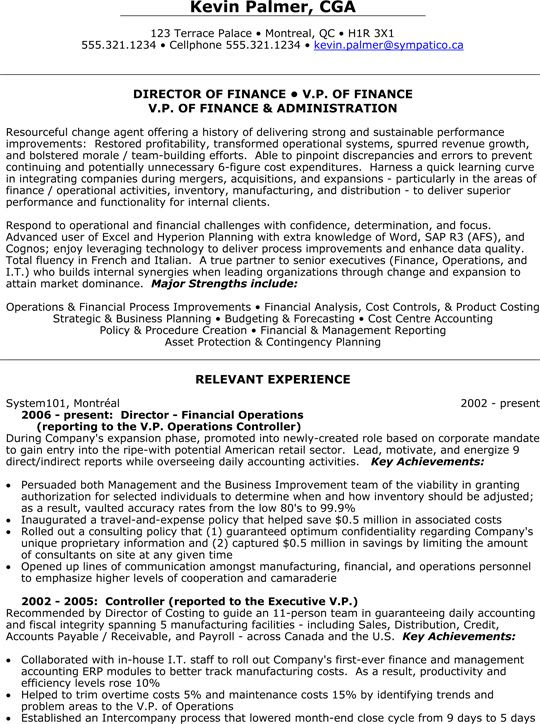 16 Best Images About Resume Samples On Pinterest Manager