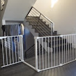 Custom Baby Gate Top and Bottom of Stairs | Baby Safe Homes