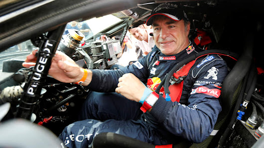 Carlos Sainz clinches Dakar victory for Peugeot - Autoblog