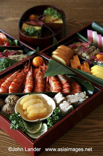 Osechi Ryori, Japanese New Years' Cuisine