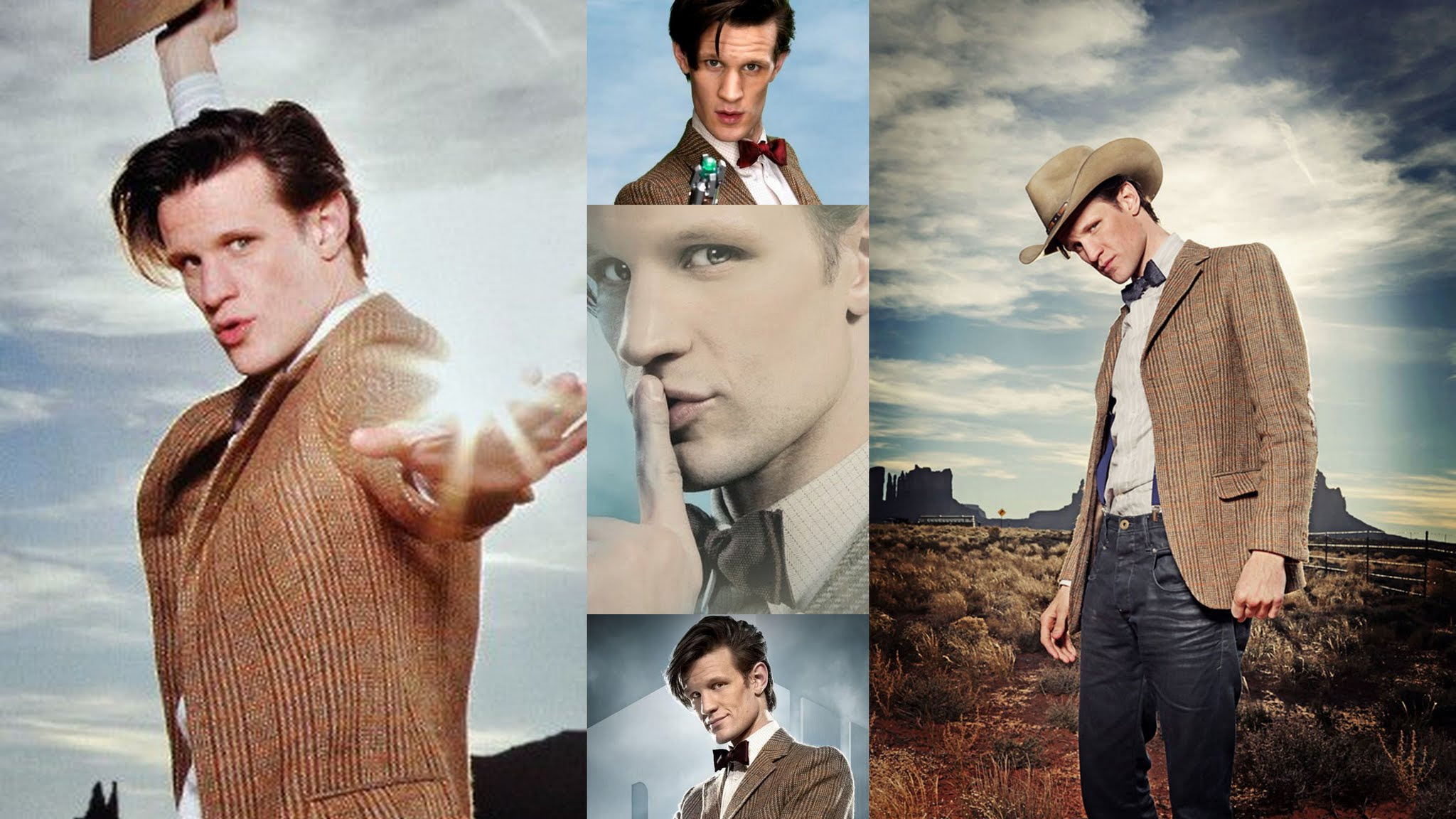 Matt Smith Wallpaper Doctor Who Wallpaper 36316606 Fanpop