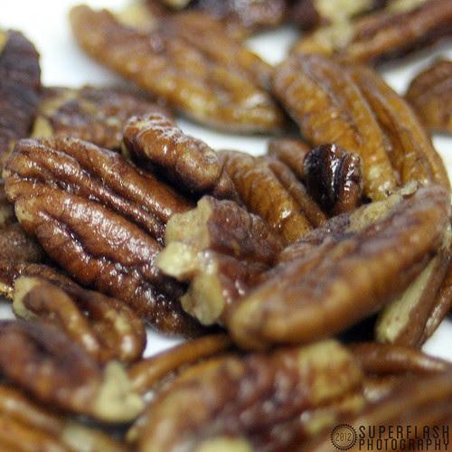 cinnamon toasted pecans