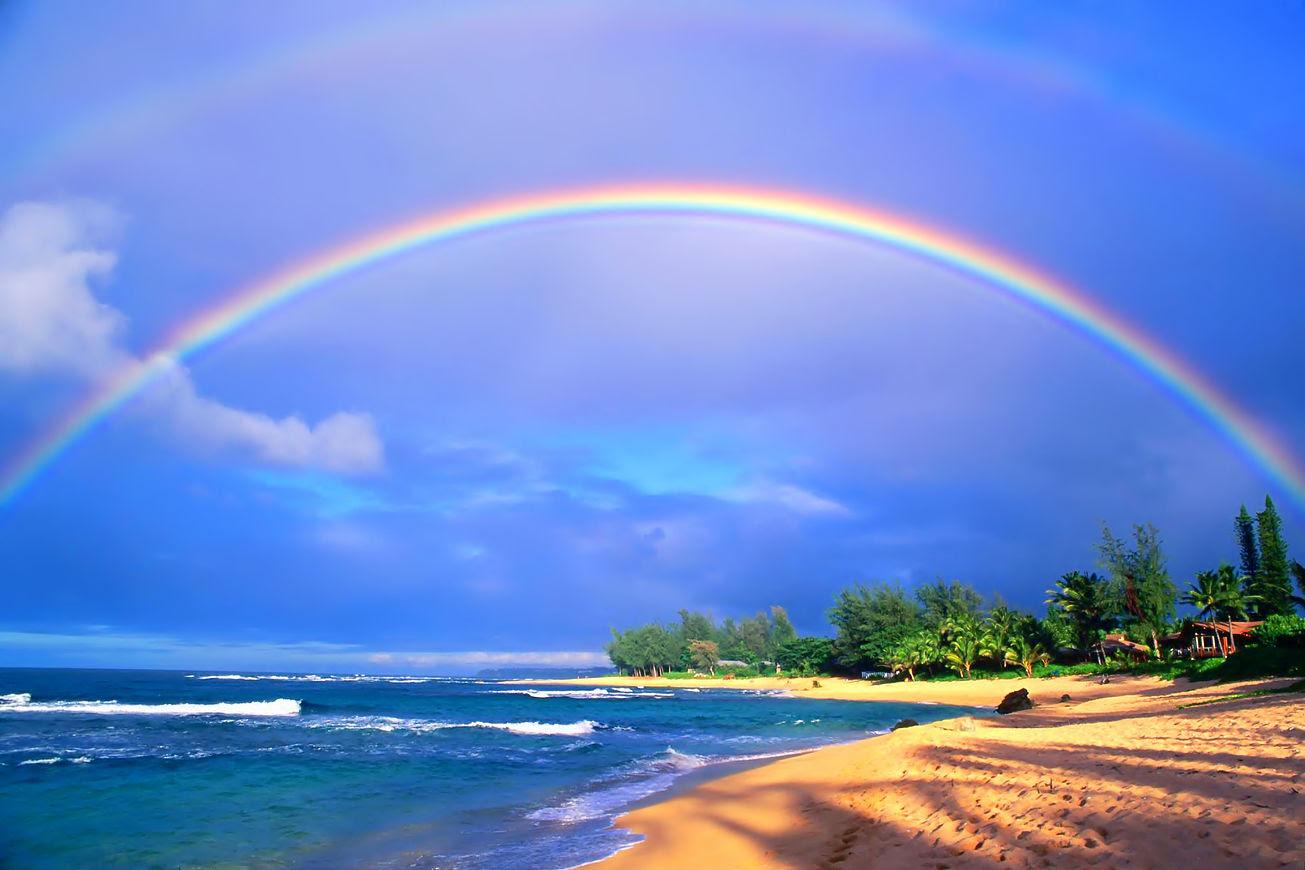 キレイで壮大で神秘的 虹の壁紙の高画質画像まとめ 写真まとめ