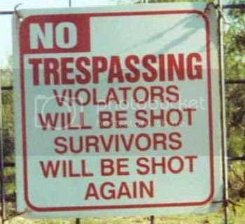 Very funny sign