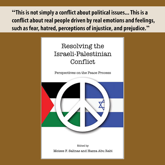 Cambria Press Publication Highlight: Resolving the Israeli-Palestinian Conflict