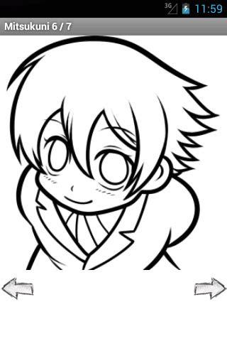 draw anime manga characters apk