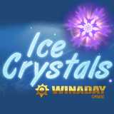 WinADays New Ice Crystals is a Premium Slot with High Paying Features