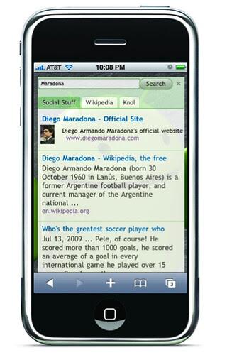Mobile Blog Builder