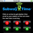 MTA Subway Time, An App For the New York City Subway System