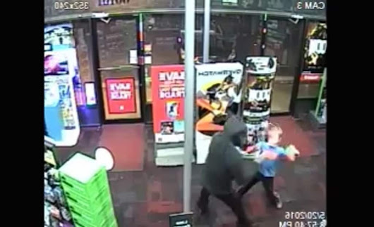 Little boy tries to stop armed robbery at Md. GameStop store